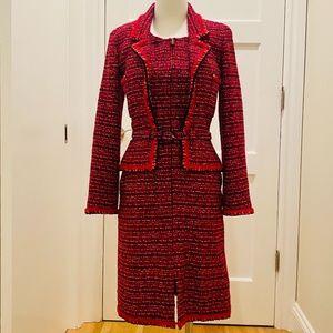 CHANEL Jacket and Dress Set